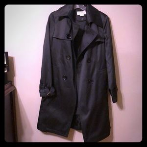 Michael Kors belted trench coat. Size S.